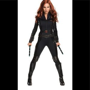 captain america civil war black widow costume